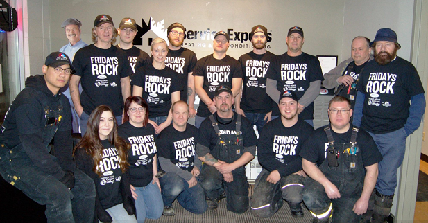 Fridays Rock Curling Championship 617 617